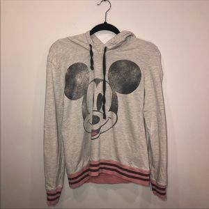 Disney Parks Mickey Mouse Graphic Hoodie